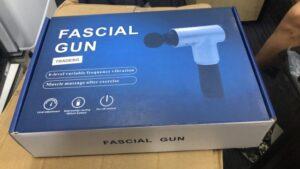 Pistola per massaggio muscolare photo review