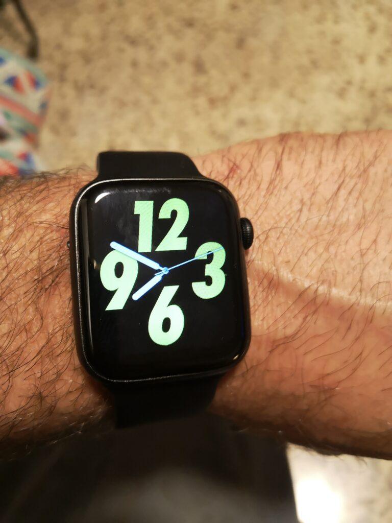 Smartwatch nero photo review