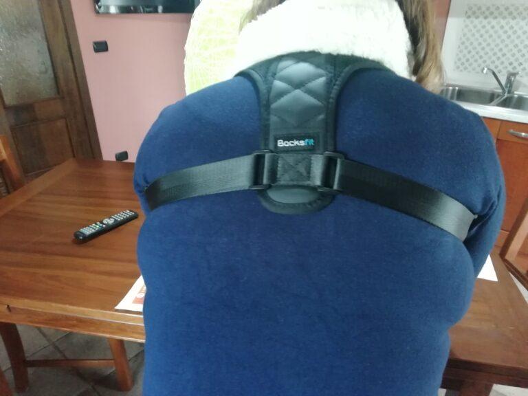 Correttore di postura photo review