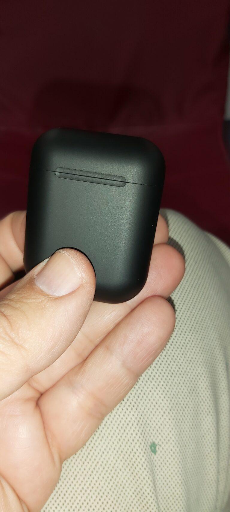 Le nuovissime BLUETOOTH CUFFIE PODSI12 senza filo photo review