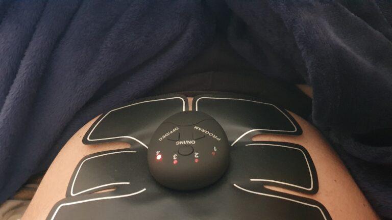 Stimolatore muscolare per addome photo review